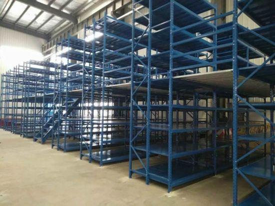 China Mezzanine Floor Rack Multi Tier