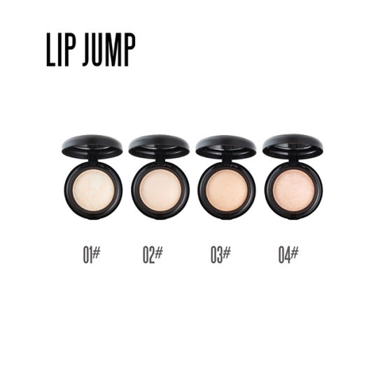 Makeup Face Whitening Brighten Dry or Wet Pressed Powder Foundation pictures & photos