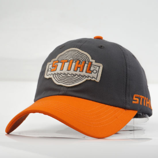 Advertising Cotton Baseball Cap with Custom Patch Embroidery Hats Logo for Unisex