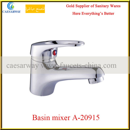 Bathtub Brass Basin Faucet with Ce Approved for Bathroom