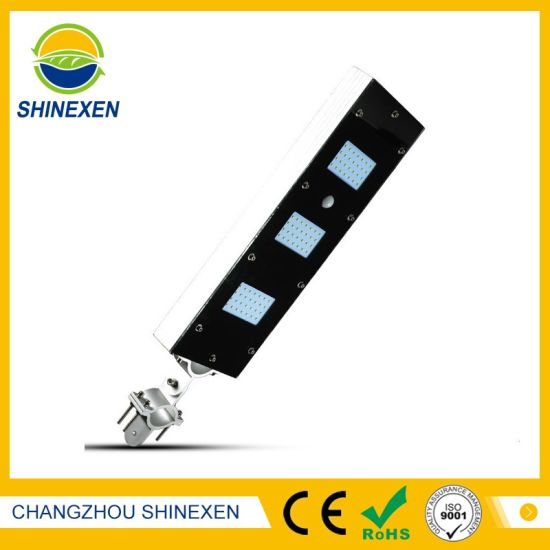 Solar Charging Outdoor Solar Integrated Human Sensor pictures & photos