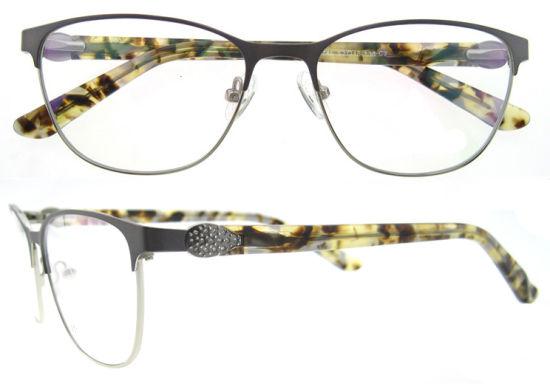 China Free Sample Optical Frame Wholesale Women Eyewear Fancy ...