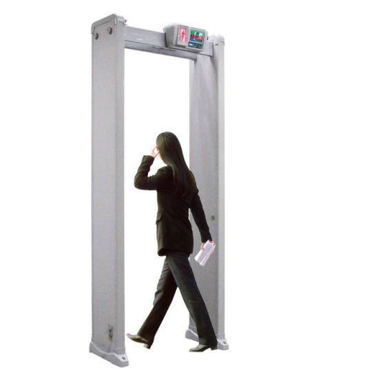 Walk Through Gate Metal Detector Security Detectors