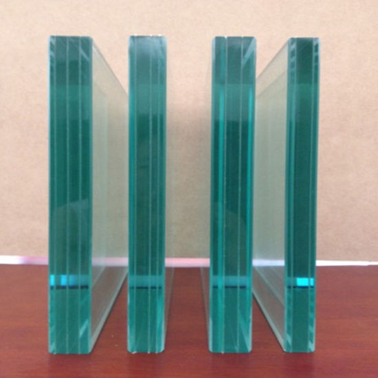 6.38mm 8.38mm 10.38mm Tempered Laminated Glass/Safety Glass for Fence/Railing/Wall
