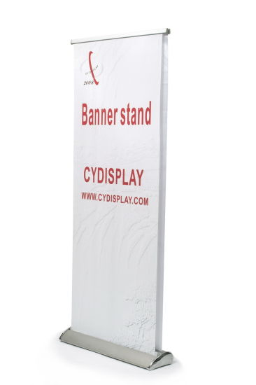 Advertising Teardrop Double Side Roller Banner pictures & photos