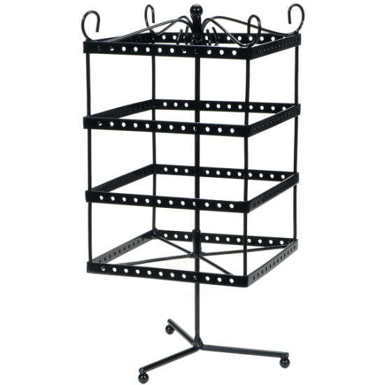 Black Metal Jewelry Display Shelf pictures & photos