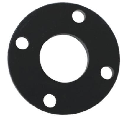 Socket Steel Flange Plate PE Pipe Fitting pictures & photos