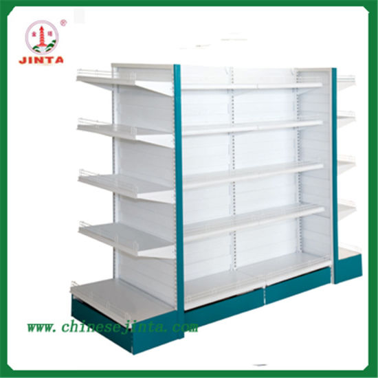 Economic Double Sided Gondola Shelf (JT-A19)
