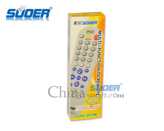 TV Remote Control (SON - 209E) pictures & photos