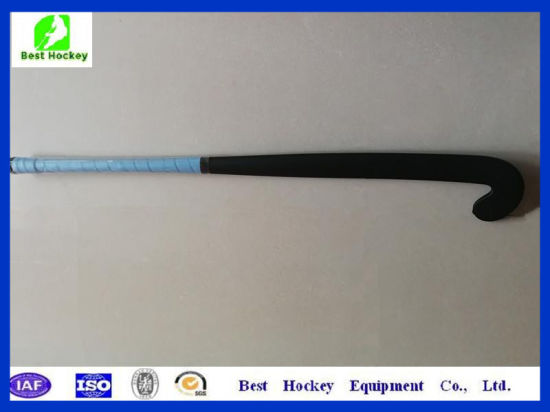 Carbon Ud Glossy Black Finished Field Hockey Stick