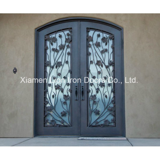 Hot Design Fire Rated Metal Safety Exterior Iron Doors  sc 1 st  Xiamen Lion Iron Doors Co. Ltd. & China Hot Design Fire Rated Metal Safety Exterior Iron Doors ...