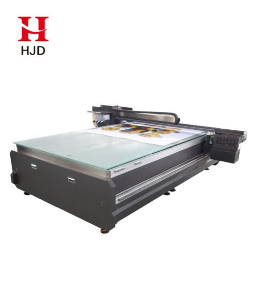 Automatic Large Format Digital Printing Machine pictures & photos