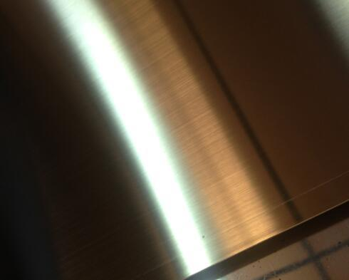 High Quality Inox No. 4 Stainless Steel Coil and Sheet 201 430 304 316L
