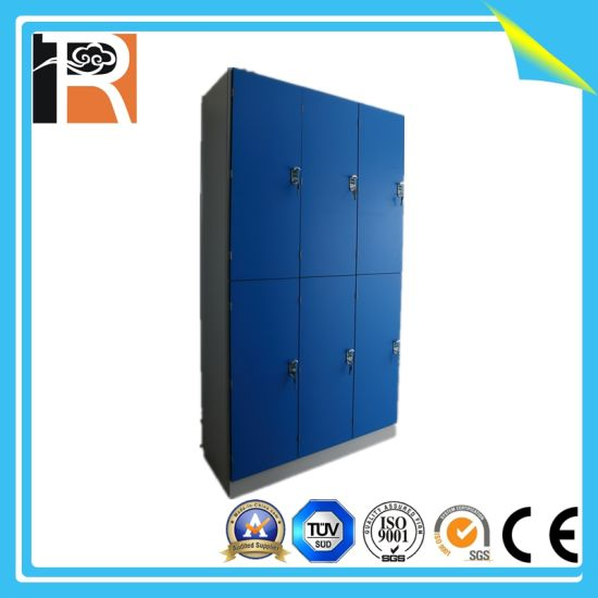 Marble Abrasion Resistant HPL Locker (L-5) pictures & photos