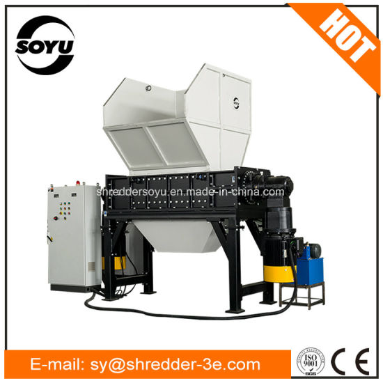 Twin Shaft Shredder/Small Shredder pictures & photos