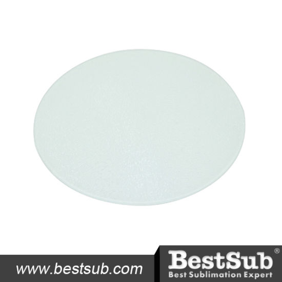 Bestsub 30cm Round Glass Cutting Board (CB05) pictures & photos