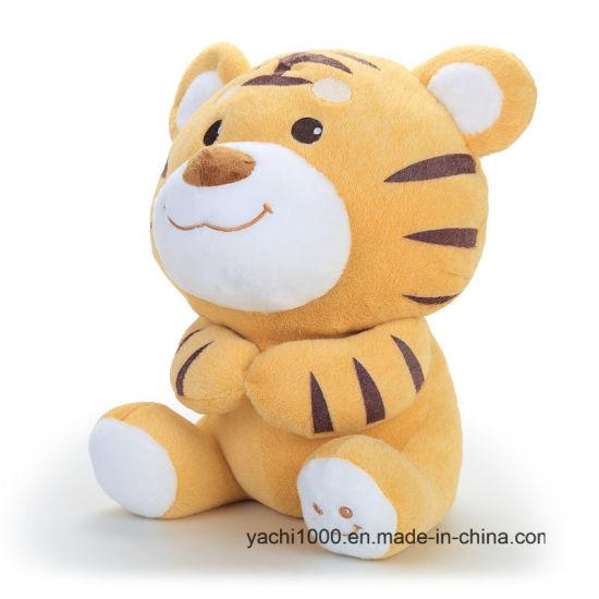 Wholesale Custom Stuffed Plush Animal Tiger Toy