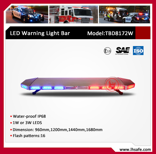 Hot Selling LED Ambulance Warning Light Bar (TBD8172W) pictures & photos