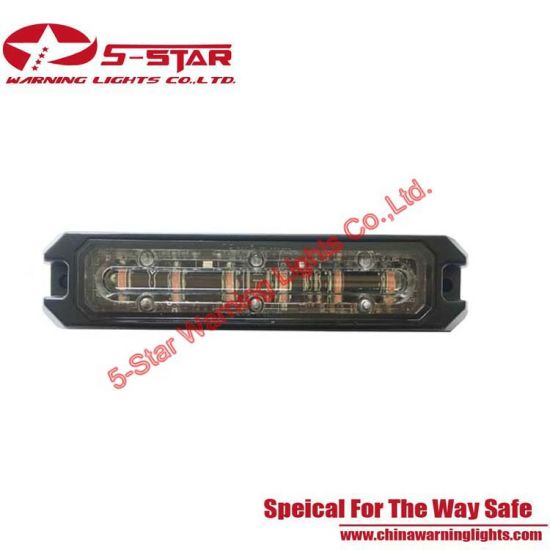 Super Bright 18W R65 LED Strobe Flashing Grille Emergency Warning Light pictures & photos