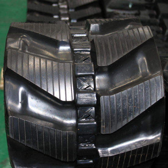 300X52.5X86n Rubber Track for Komatsu Excavator and Hitachi Excavator
