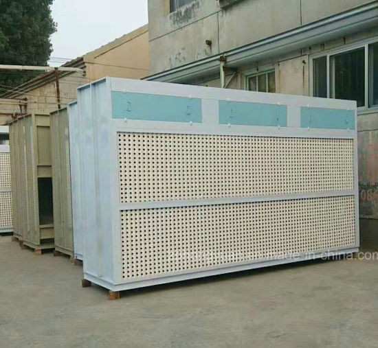 Paint Spray Room with Dry Filter for Sale