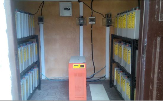 1kw 2kw 3kw 5kw off Grid Solar Home Solar Electricity Generation System pictures & photos