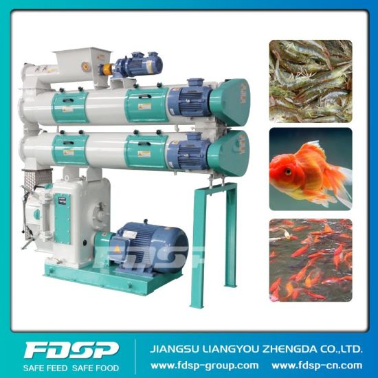 2-7tph Sinking Fish Feed Pellet Mill Aqua Feed Pellet Machine for Sale pictures & photos