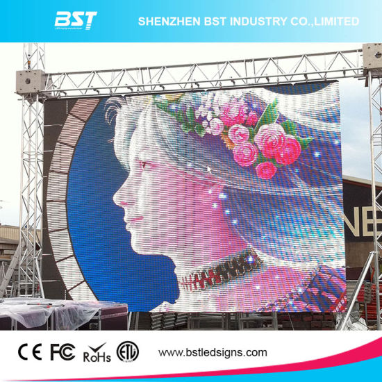 New Stage Application P8mm Full Color Outdoor LED Display Screen pictures & photos