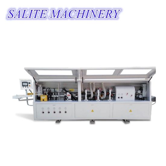 Hot Sale Woodworking S800c Automatic PVC Edgebanders Edge Banding Machines