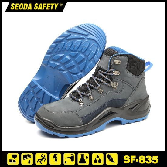 New Design Steel Toe Safety Shoes pictures & photos