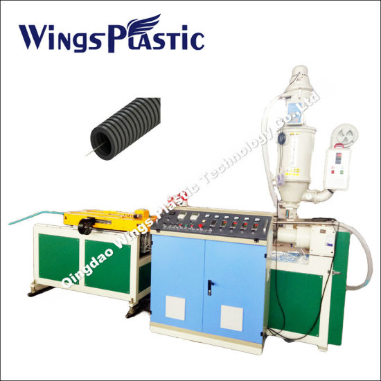 China Corrugator, Single Wall Corrugated Pipe Machine