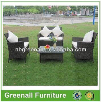 Kd Style Classic Wholesale Living Room Hotel Garden Sofa Chair Set Furniture