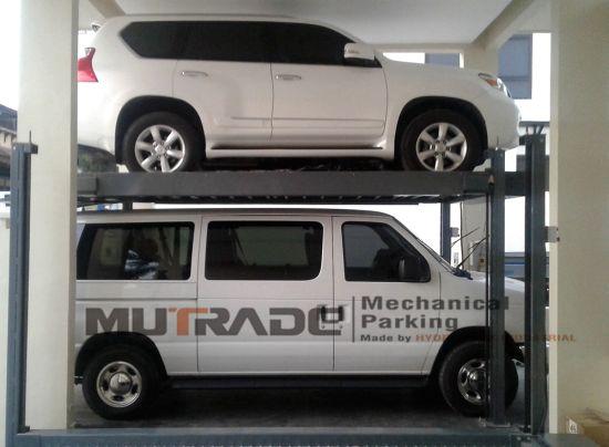 garage los mediterranean elevator car in lift angeles photo california custom