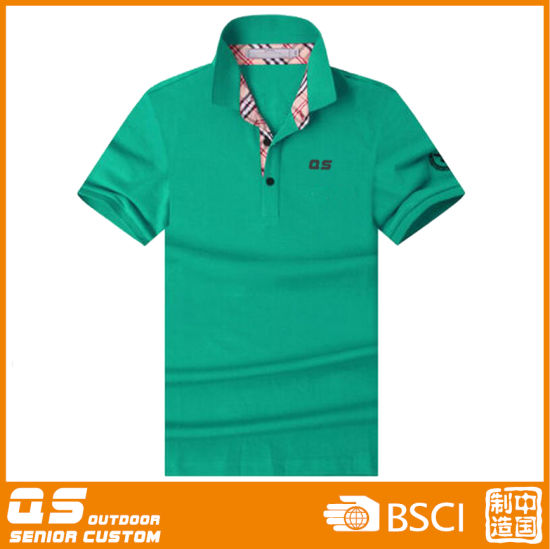 Men′s Sport Polo Fashion T-Shirt pictures & photos