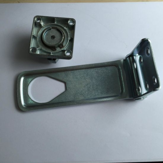 Zinc Alloy Combination Locking Hasp 6′′ (B260-016) pictures & photos