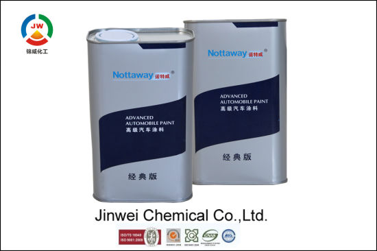 China 100 Natural Auto Paint Oil Based Acrylic Lacquer