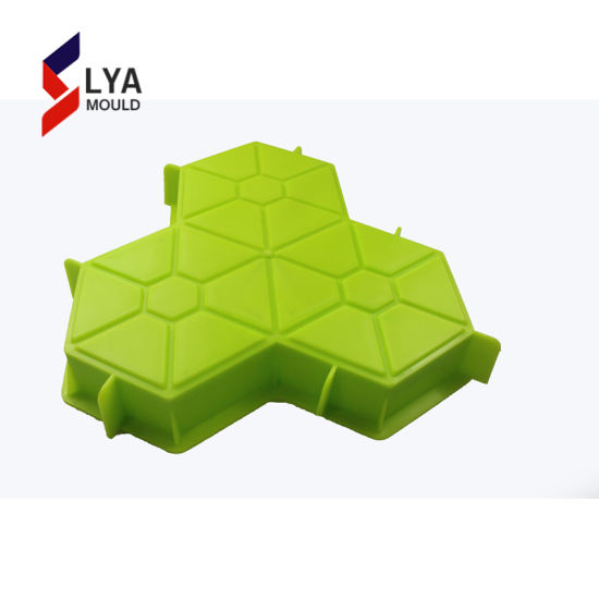 Precast Injection Plastic Mold for Concrete Pavers Block