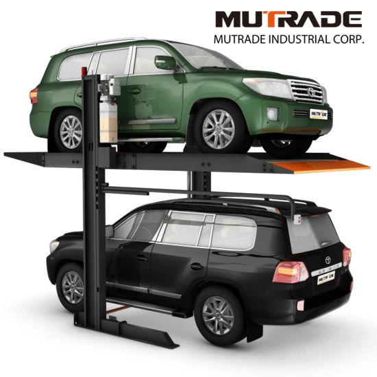 China 2 7 Ton Capacity Mobile Portable Car Lift for Garage
