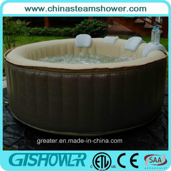 Easy Set up 8 Person Inflatable Hot Tub (pH050014) pictures & photos