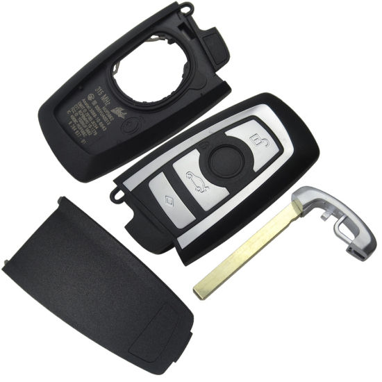 China Replacement Modified Remote Car Key Shell For BMW 1