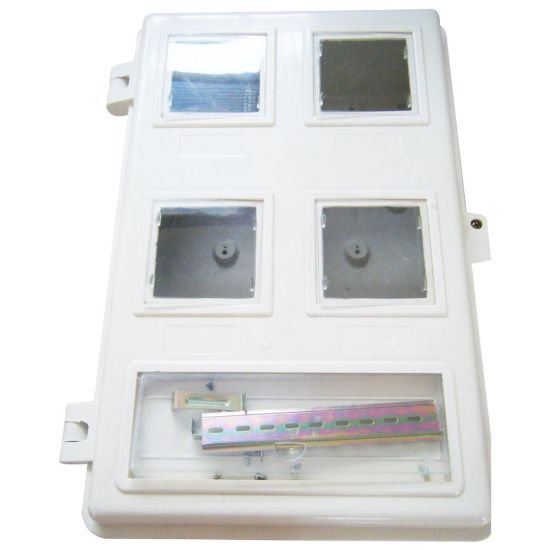 Single Phase SMC Distribution Box FRP Meter Box pictures & photos