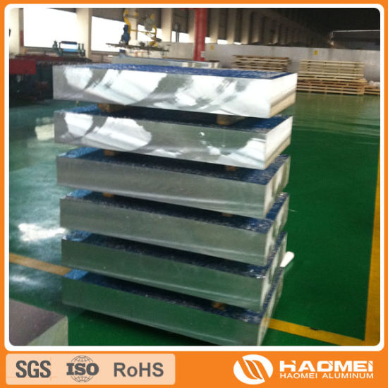 Aluminum Plate 7075 for Aircraft Application pictures & photos