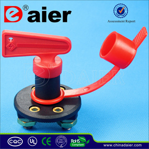 Auto Cut off Truck Master Isolator Battery Switch (ASW-A01) pictures & photos