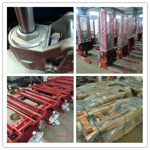 2.5 Ton Straddle Pallet Jack pictures & photos