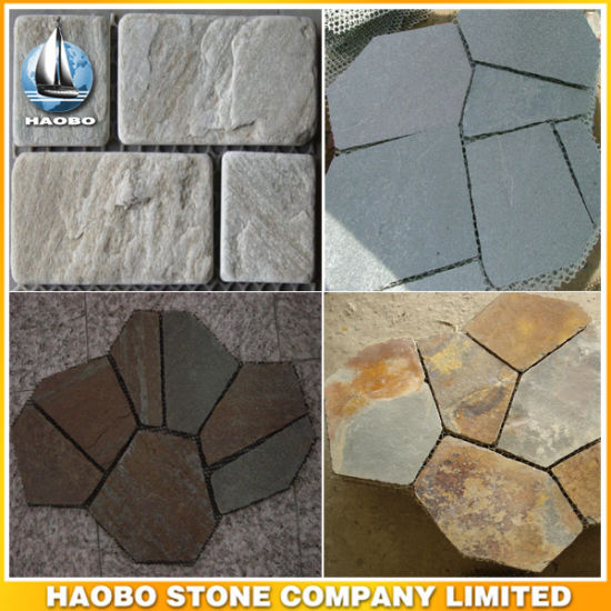 China Cheap Prices Culture Stone Flooring Tiles China Wall