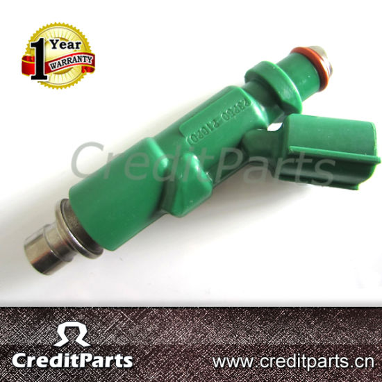 OEM Made in China 23250-21020 Fuel Injector for Toyota