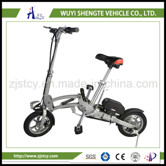 12inch Two Wheel Speed up Electric Scooter Scooter pictures & photos