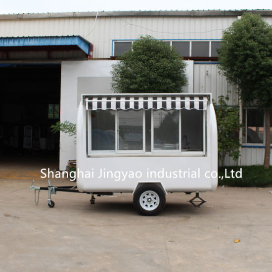 High Quality Low Prices Custom Hot Dog, French Fries, Waffle, Sandwiches, Coffee, Hamburger, Mini Food Truck for Selling Snack Food