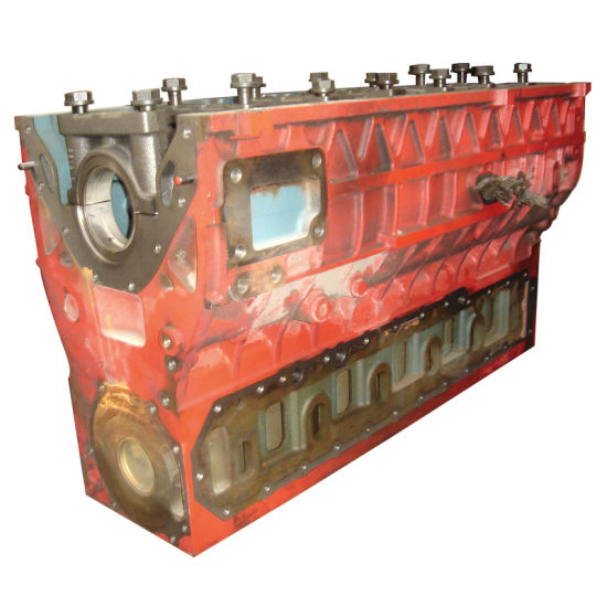 Made in Korea Truck/ Bus/Generator/Excavator Used Doosan Cylinder Block pictures & photos