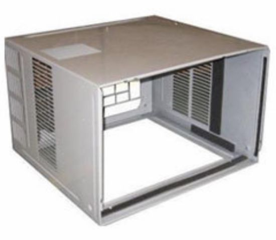 Metal Custom Sheet Metal Enclosure Housing Box Aluminum Housing